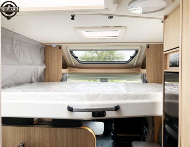Autocaravana de alquiler Sunlight T65