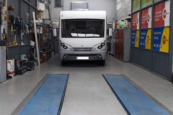 Taller de autocaravanas, caravanas y furgonetas camper en Asturias
