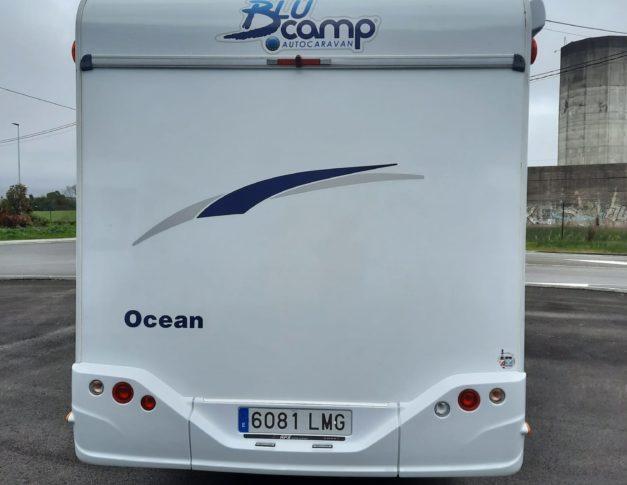 Autocaravana de alquiler Blucamp Ocean 12