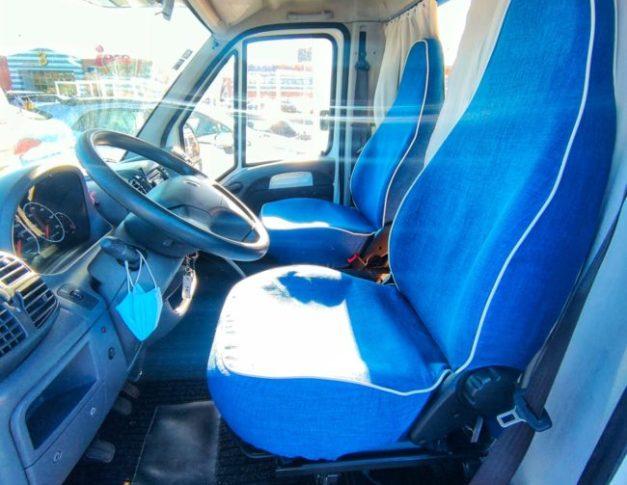 Autocaravana de ocasión Fiat Ducato SEA Dinghy
