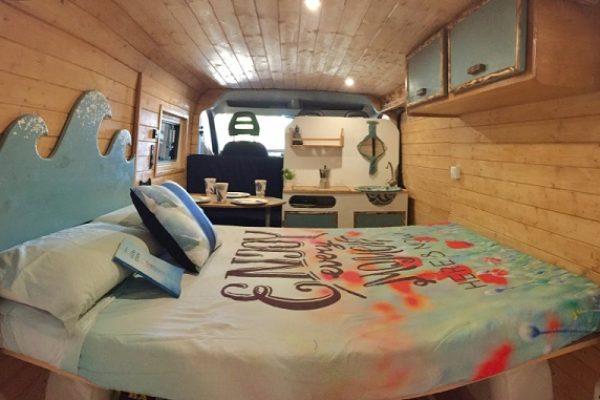 Camper de alquiler Magicvan Pacific
