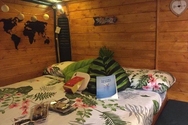 Camper de alquiler Magicvan Jungle