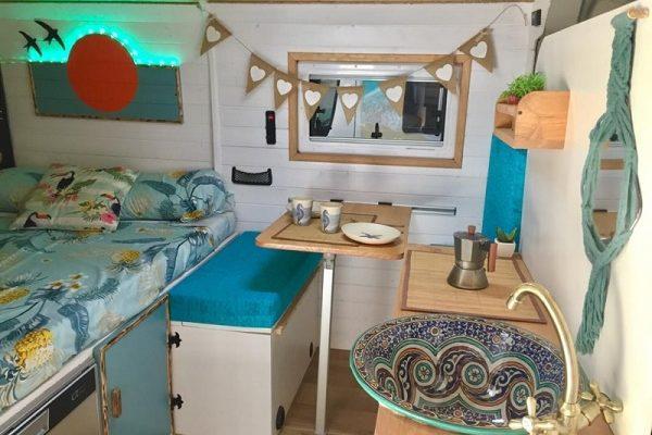 Camper de alquiler Magicvan Beach Tenerife