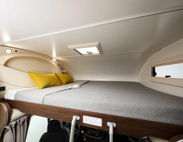 Autocaravana de alquiler Benimar Sport 340