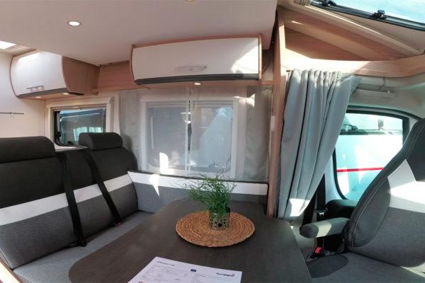 Autocaravana de alquiler Sunlight T 68