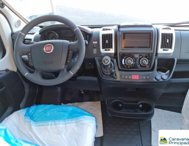 Autocaravana nueva Burstner Lyseo Privilege 690G