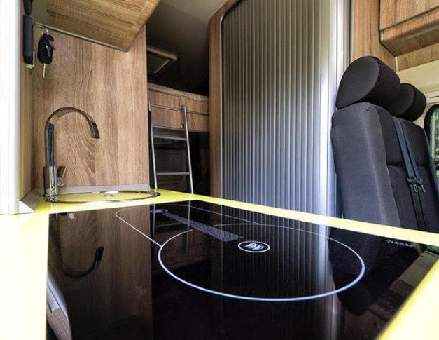 Camper de alquiler Citroen Jumper L3 H3