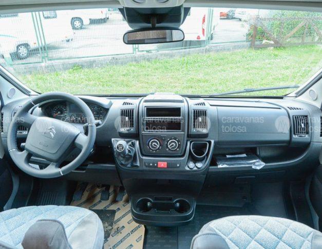 Autocaravana nueva Carado T338