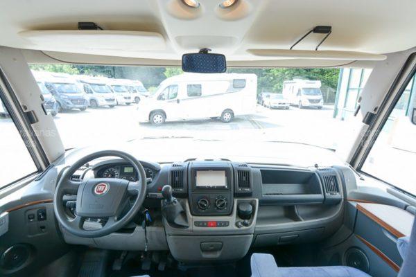 Autocaravana de ocasión Hymer B 524 CL
