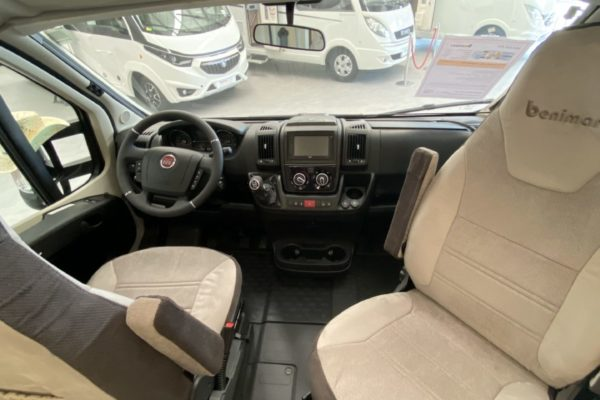 Autocaravana nueva Benimar Mileo 261