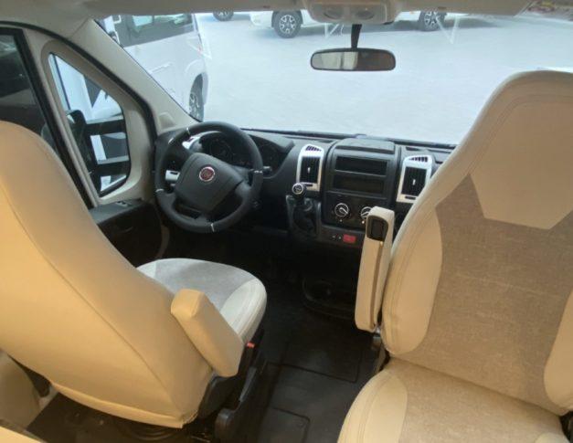 Autocaravana nueva Carado T 448