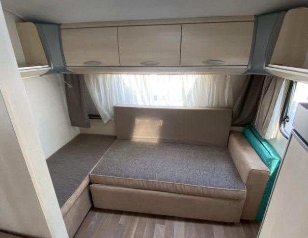 Caravana de segunda mano Sun Roller Tango 440 Luxe