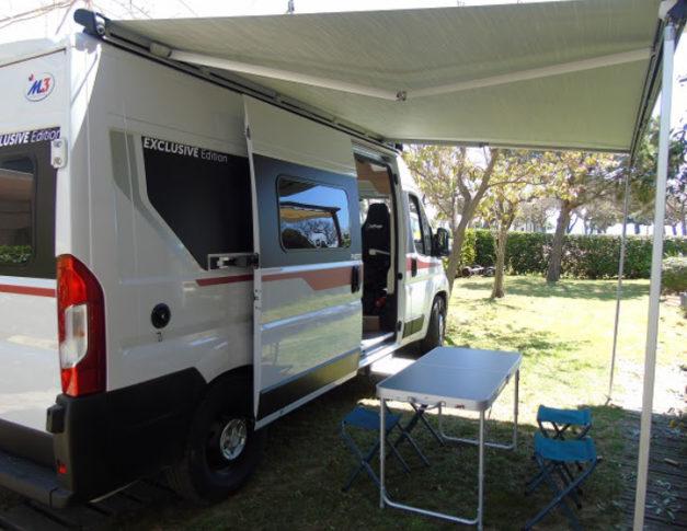Camper de alquiler Pilote V600S