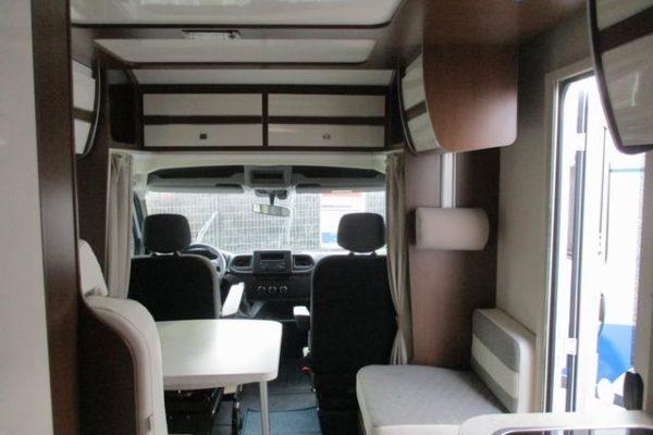 Autocaravana de ocasión Blucamp Superfly 522