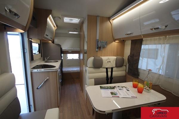 Autocaravana de alquiler McLouis Glamys 340