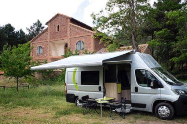 Camperizaciones de furgonetas camper en Teruel