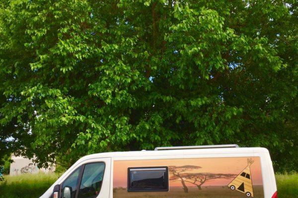 Camperizaciones de furgonetas camper en Cullera