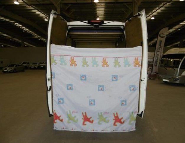 Camper de segunda mano Peugeot Boxer L3H3