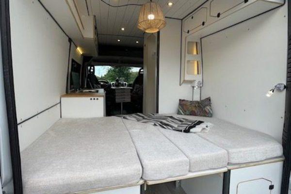 Camperizaciones de furgonetas camper en Llanera