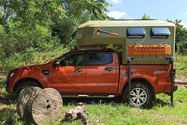 Ford Ranger Célula Gladiator
