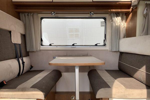 Autocaravana de alquiler Rimor Kayak 7