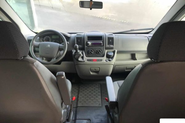 Autocaravana de segunda mano Moncayo Silver 735