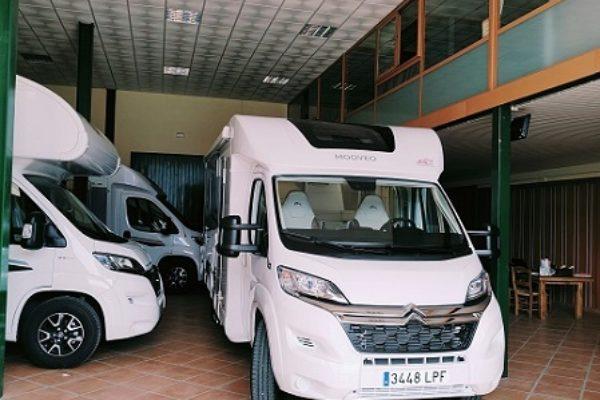 Autocaravana de alquiler Mooveo TEI 74 QBH