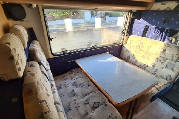 Autocaravana de alquiler Mclouis Glen 430